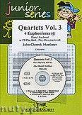 Okładka: Mortimer John Glenesk, Quartets Vol. 3 + CD - 4 Euphoniums & CD Playback