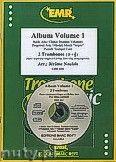 Okładka: Naulais Jérôme, Album Volume 1 + CD (5) - 2 Trombones & CD Playback