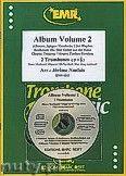 Okładka: Naulais Jérôme, Album Volume 2 + CD (5) - 2 Trombones & CD Playback