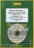 Okładka: Naulais Jérôme, Album Volume 4 + CD (5) - 2 Trombones & CD Playback