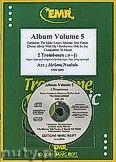 Okładka: Naulais Jérôme, Album Volume 5 + CD (5) - 2 Trombones & CD Playback