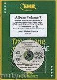 Okładka: Naulais Jérôme, Album Volume 7 + CD (5) - 2 Trombones & CD Playback