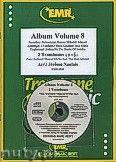 Okładka: Naulais Jérôme, Album Volume 8 + CD (5) - 2 Trombones & CD Playback