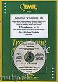 Okładka: Naulais Jérôme, Album Volume 10 + CD (5) - 2 Trombones & CD Playback