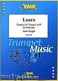 Okładka: Grgin Ante, Laura (Solo Trumpet) - Solo with Orchestra Accompaniment