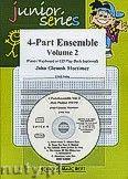 Okładka: Mortimer John Glenesk, 4 Part Ensemble Vol. 2 + CD - 4-Part Ensemble & CD Playback