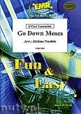 Okładka: Naulais Jérôme, Go Down Moses - 4-Part Ensemble