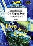 Okładka: Naulais Jérôme, Oh Happy Day - 4-Part Ensemble