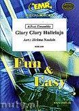 Okładka: Naulais Jérôme, Glory Glory Halleluja - 4-Part Ensemble