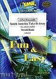 Okładka: Rome Harold, South America Take It Away - 4-Part Ensemble