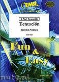 Okładka: Naulais Jérôme, Tentación - 4-Part Ensemble