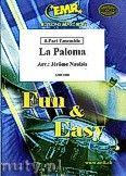 Okładka: Naulais Jérôme, La Paloma - 4-Part Ensemble