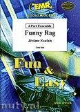 Okładka: Naulais Jérôme, Funny Rag - 4-Part Ensemble