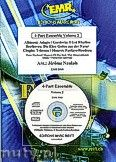 Okładka: Naulais Jérôme, Album Volume 2 + CD (5) - 4-Part Ensemble & CD Playback