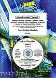Okładka: Naulais Jérôme, Album Volume 3 + CD (5) - 4-Part Ensemble & CD Playback
