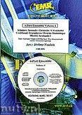 Okładka: Naulais Jérôme, Album Volume 4 + CD (5) - 4-Part Ensemble & CD Playback
