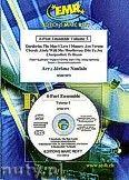 Okładka: Naulais Jérôme, Album Volume 5 + CD (5) - 4-Part Ensemble & CD Playback