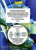 Okładka: Naulais Jérôme, Album Volume 8 + CD (5) - 4-Part Ensemble & CD Playback