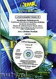 Okładka: Naulais Jérôme, Album Volume 10 + CD (5) - 4-Part Ensemble & CD Playback