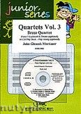 Okładka: Mortimer John Glenesk, Brass Quartet Vol. 3