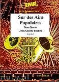 Okładka: Barbez Jean-Claude, Sur des Airs Populaires - 2 Cornets, 2 Euphoniums