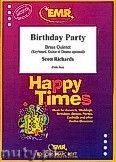 Okładka: Richards Scott, Birthday Party