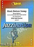 Okładka: Morton Jelly Roll, Black Bottom Stomp
