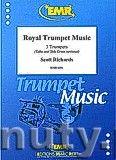 Okładka: Richards Scott, Royal Trumpet Music - 3 Trumpets
