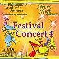Okładka: Philharmonic Wind Orchestra, Marc Reift Orchestra, Festival Concert 4