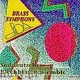 Okładka: Süddeutsches Blechbläserensemble, Brass Symphony