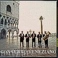 Okładka: Philharmonic Brass Luzern, Concerto Veneziano
