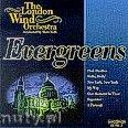 Okładka: The London Wind Orchestra, Evergreens