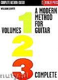 Okładka: Leavitt William, A Modern Method For Guitar - Volumes 1, 2, 3 Complete