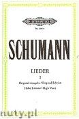 Okładka: Schumann Robert, Songs for Voice and Piano, Vol. 1 (High Voice)