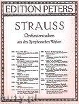Okładka: Strauss Ryszard, Orchestral Studies for Trombone and Tuba