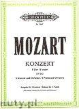 Okładka: Mozart Wolfgang Amadeus, Konzert F-Dur KV 242