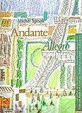 Okładka: Spisak Michał, Andante i Allegro na skrzypce i orkiestrę smyczkową (wyciąg fortepianowy i głos solisty)