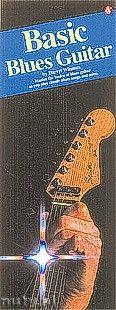 Okładka: Winston Darryl, Basic Blues Guitar