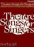 Okładka: Różni, Theatre Songs For Singers: Tenor