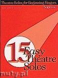 Okładka: Różni, 15 Easy Theatre Solos for Soprano