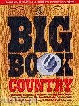Okładka: Różni, The Big Book Of Country