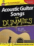 Okładka: Herriges Greg P., Acoustic Guitar Songs For Dummies