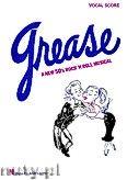 Okładka: Casey Warren, Jacobs Jim, Grease - a New 50's Rock 'N Roll Musical