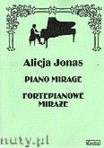 Okładka: Jonas Alicja, Piano Mirage