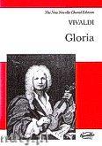 Okładka: Vivaldi Antonio, Gloria (Vocal Score)