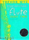Okładka: Wye Trevor, A Beginner's Book for the Flute, Part Two