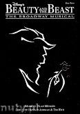 Okładka: Menken Alan, Beauty And The Beast Easy Piano