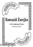 Okładka: Żarejko Romuald, A leć nademną Wenus, na kwartet smyczkowy