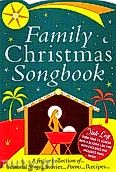 Okładka: Ramage Heather, Family Christmas Colour Songbook + Yule Log DVD