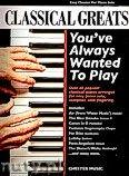 Okładka: Różni, Classical Greats You've Always Wanted to Play
